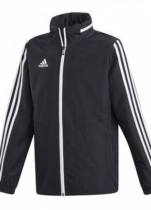 Куртка детская Adidas JR Tiro 19 All Weather куртка p-941 дождей