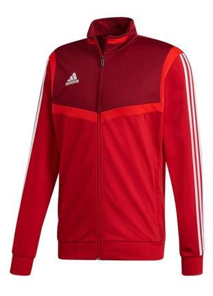 Adidas Tiro 19 Поліефірний куртка Тренажерна футболка 936