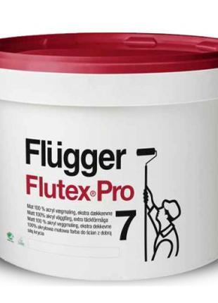 Flugger Flutex Pro 7, первая краска из новой серии Flutex Pro