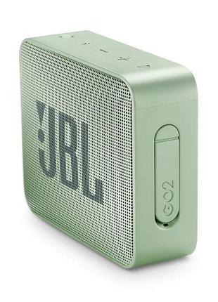 Акустическая система JBL Go 2 Mint (JBLGo2MINT) Оригинал