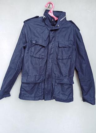 Куртка ветровка хлопок