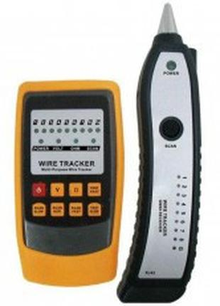 Тестер-трассоискатель кабельный Digital Wire Tracker GM60 - 6167