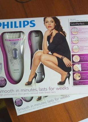 Эпилятор Philips HP6578/00 NEW!