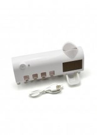 Дозатор зубной пасты с держателем щеток - 13730