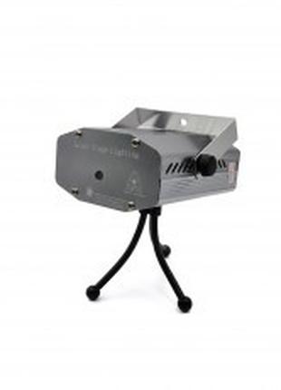 Лазерная установка-диско Laser Light HJ-08 ART:4053 (Серый) - ...
