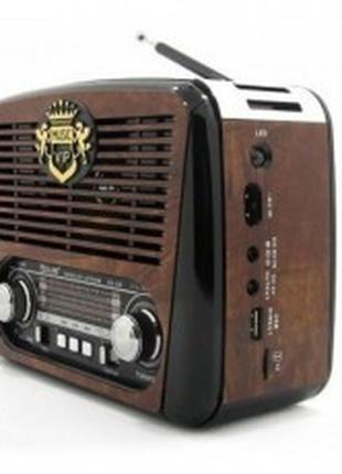 Радиоприемник GOLON RX-436 - 6037