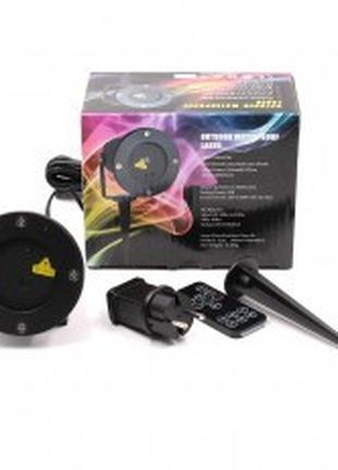 Лазерная установка-диско Laser Light with Remote + 6 Photos AR...