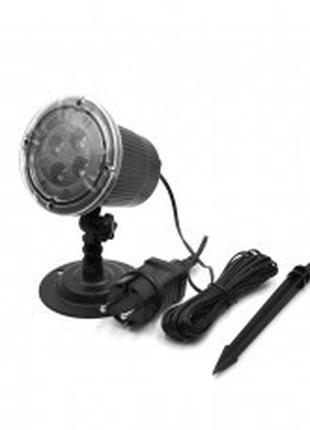Лазерная установка-диско Laser Light SE326-02 BabySbreath 12 P...