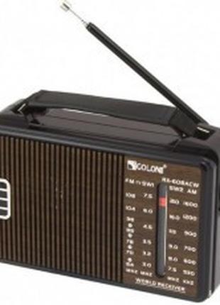 Радиоприемник GOLON RX-608 - 4738