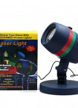 Лазерная установка-диско Laser Light + Сasset 8003 - 12817