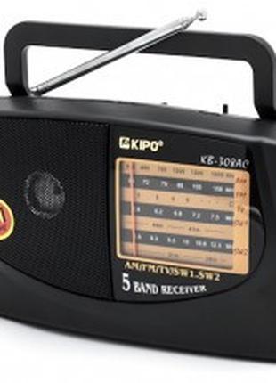 Радиоприемник KIPO KB-308+USB - 6173