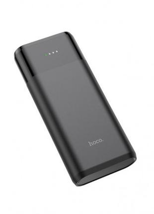 Power Bank Hoco J61 Companion fully compatible (10000mAh) Black