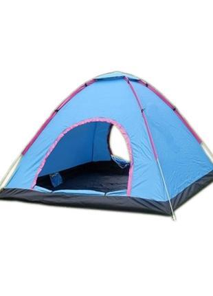 Палатка туристическая 2 местная (200 х 150 х 110) - 7180