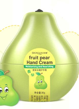Защитный крем-молочко для рук груша bioaqua hand milk 30 g