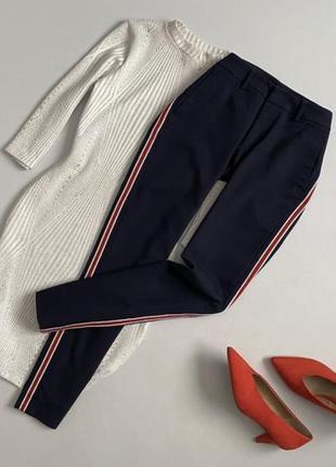 Стильные брюки с лампасами wallis