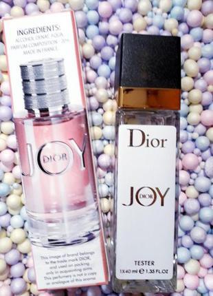 Joy тестер 40мл, духи, парфюм, туалетная вода, парфуми