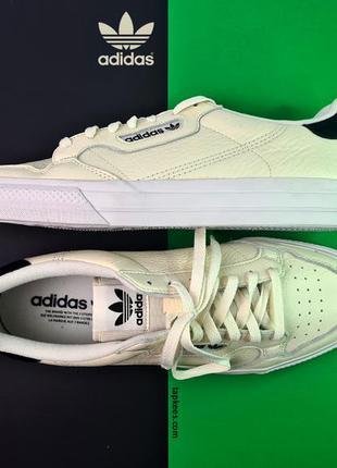 Кеды adidas originals continental vulc, оригинал, eg4589, 46 /...