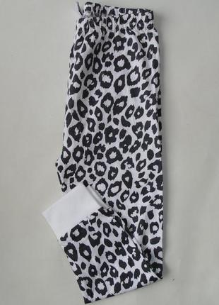 Пижама низ штаны 3-4 , 5-6, 9-10 л англия primark