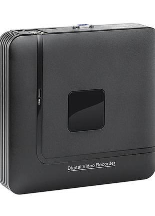 Новый! Видео регистратор: H.264 Onvif NVR N1004F 1080P