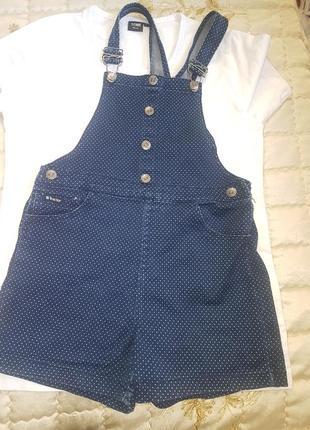 Комбинезон котон , джинс м,с супер цены