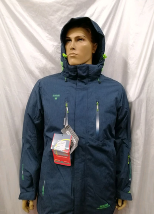 Куртка мужская горнолыжная, Snow Headquarter