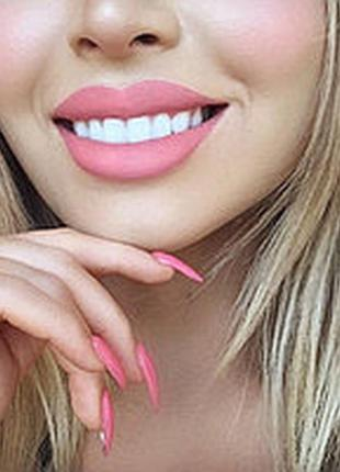 Nyx professional makeup liquid suede cream lipstick  помада-бл...