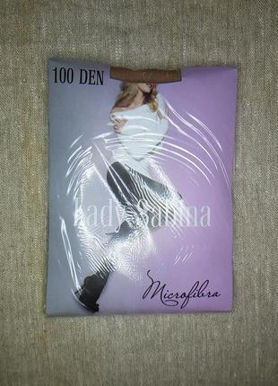 Колготки 100 den natural 5 р. капроновые с уплотненным носком ...