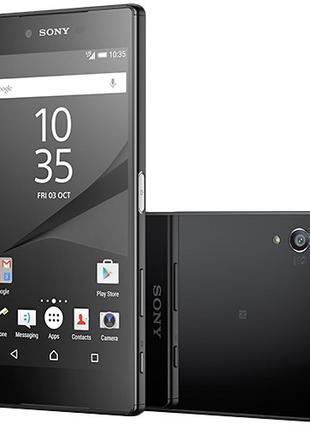 Смартфон с хорошей камерой Sony Xperia Z5 Premium Black Japan ...