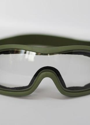 Очки - маска, маска на страйкбола, защитные очки, защитная маска