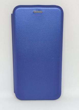 Чехол книжка Original Xiaomi Redmi 8 Blue