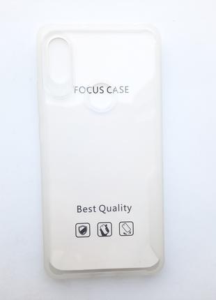 Чехол силиконовый для Xiaomi S2 прозрачный