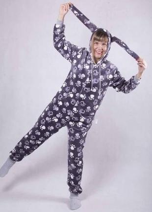 Кигуруми,комбинезон женский пижама женская