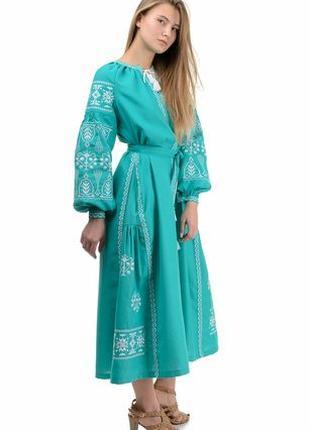 Вышиванка платье вышиванка