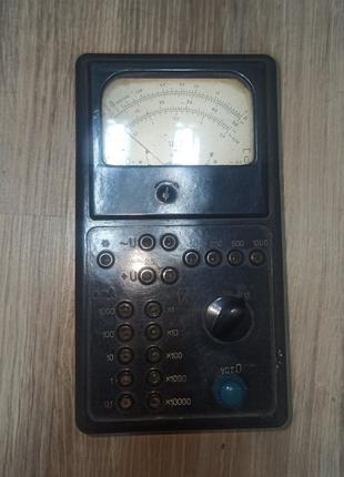 Мультиметр Ц 437