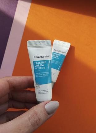 Барьерный крем real barrier extreme cream для раздраженной кож...
