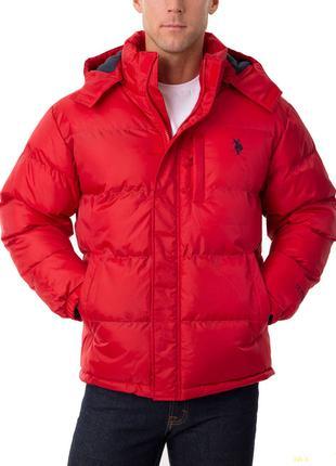 Мужская зимняя куртка U.S. POLO ASSN разм. ХL