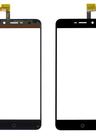 Сенсор (Touch screen) Umi Super/ Max чёрный