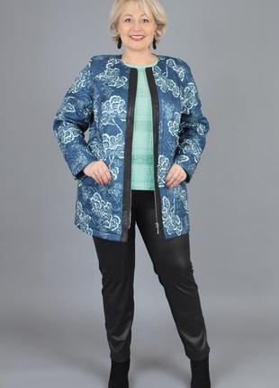 Курточка женская, размер 56