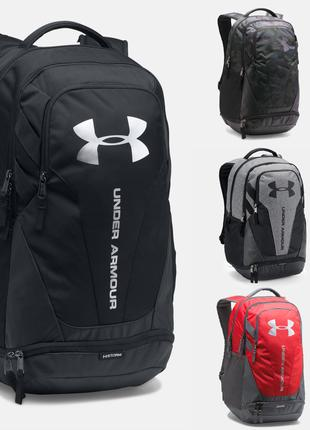 Рюкзак Under Armour UA Hustle 3.0 Backpack Оригинал Городской