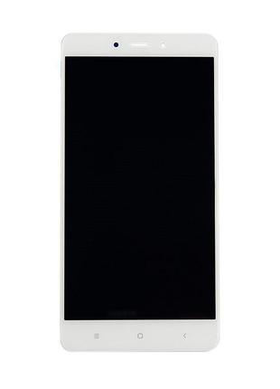 LCD Xiaomi Redmi 4 + touch White Original