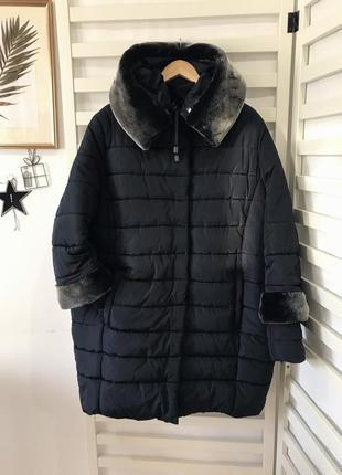 Зимняя большая куртка хl
