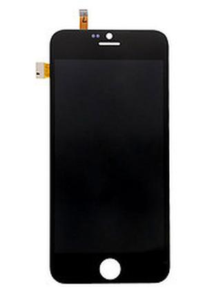 Дисплей (LCD) Blackview A6 Ultra с сенсором чёрный