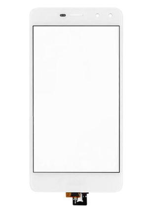 Тачскрин для Huawei Nova Lite 2017/P9 Lite mini/Y6 Pro 2017 White