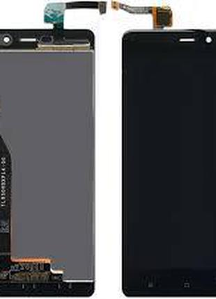 Дисплей (LCD) Xiaomi Redmi 4 Prime/ Redmi 4 Pro с сенсором чёрный