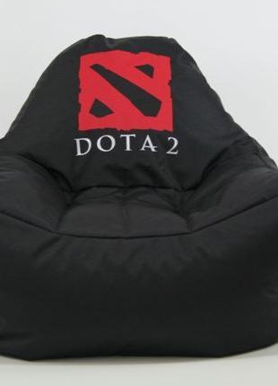 Бескаркасное кресло мешок диван ХL Дота 2 Dota 2