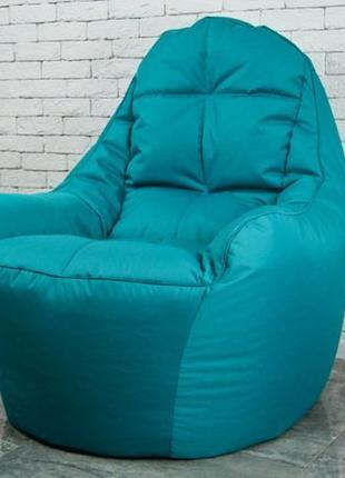 Бескаркасное кресло мешок груша диван Boss XXL