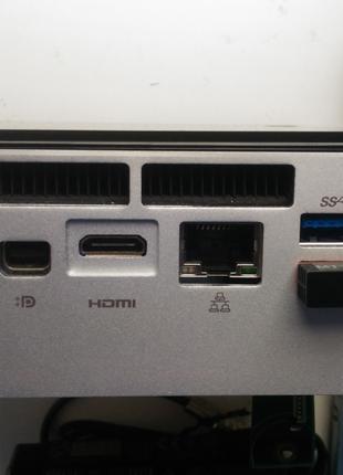 Неттоп Intel NUC i5-4250U 8GB D54250WYKH мини компьютер
