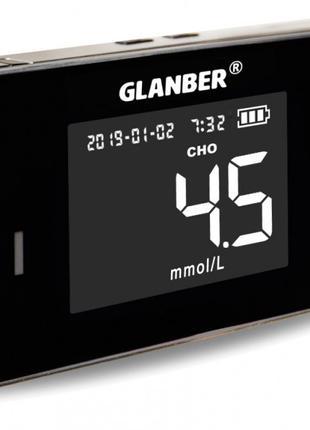 Глюкометр 4х1 глюкоза, гемоглобин, холестерин, мочевая кислота...