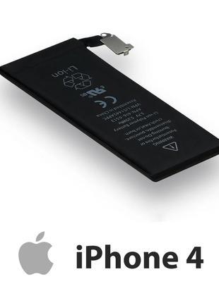 Аккумулятор iPhone 4, батарея айфон 4