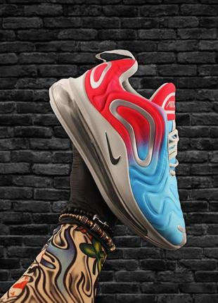 Кроссовки Nike Air Max 720 Red Blue